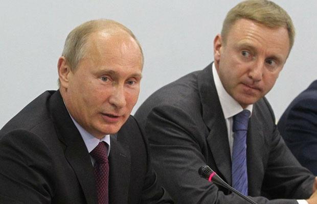 Путин: Яскажу Ливанову— России нужно больше хорошей литературы