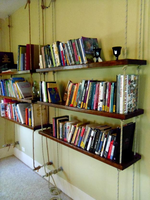 bookshelves 21 25 идей, как сделать книжную полку
