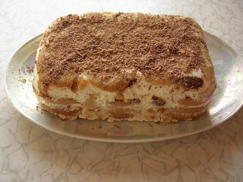 Тортики без выпечки. Быстро и ужасно вкусно