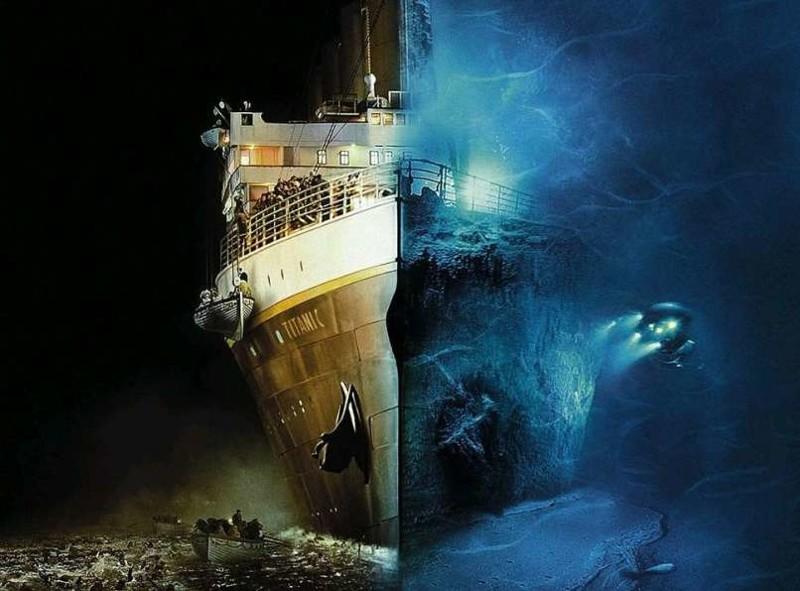 "8. Обломки ""Титаника"" заброшенные места, крипи, прикол, ужас"