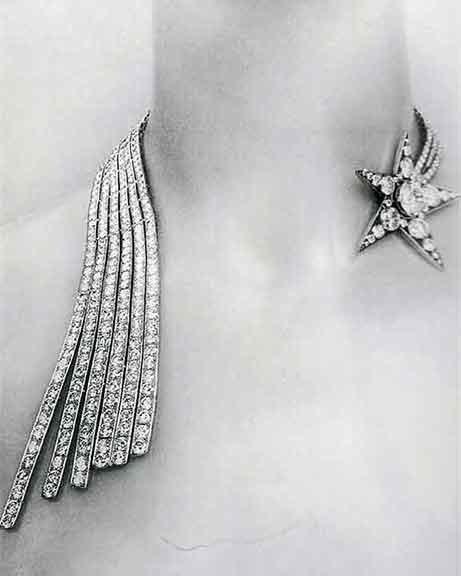 Ожерелье от CHANEL, 1932 г история, люди, мир, фото