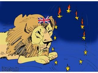 Лондон целился в Россию – ударил по ЕС
