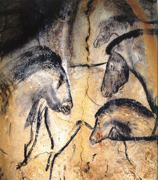 Первобытное искусство и языки: словесные и образные