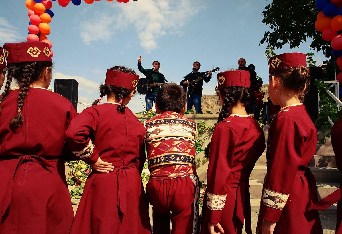 Areni29 Фестиваль вина в армянском Арени