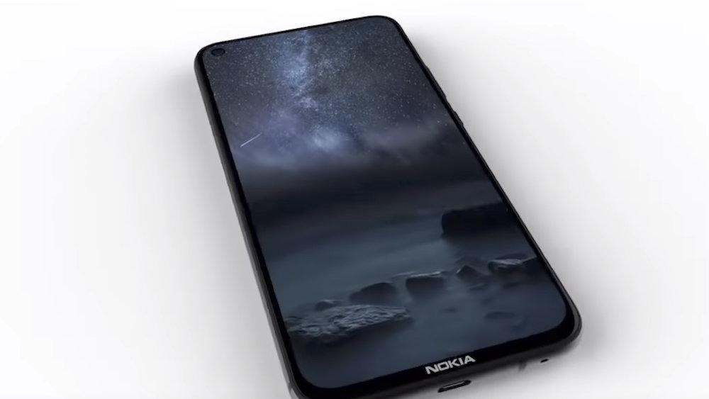 В Сети рассекретили смартфон Nokia 8.1 Plus