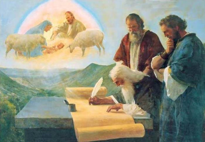 10 моментов из Библии, котор…