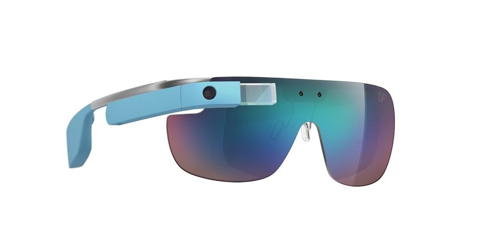 Модный дом DVF разработал новые модели Google Glass для женщин (ФОТО, ВИДЕО)