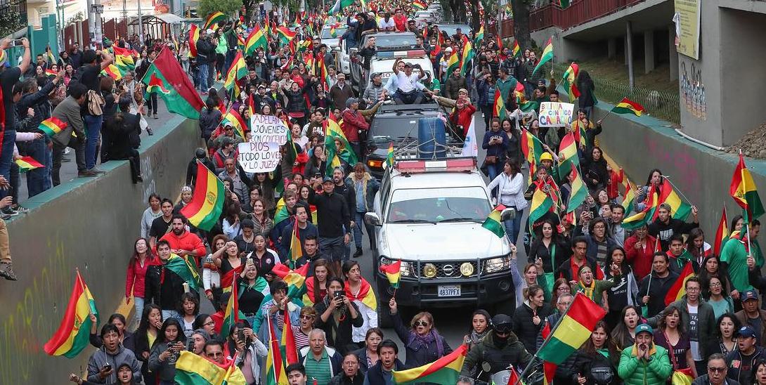 США организовали в Боливии государственный переворот, чтобы получить доступ к литию