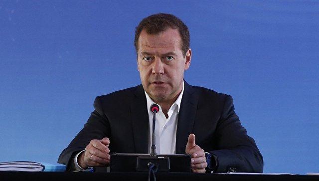 Медведев назвал усиление сан…