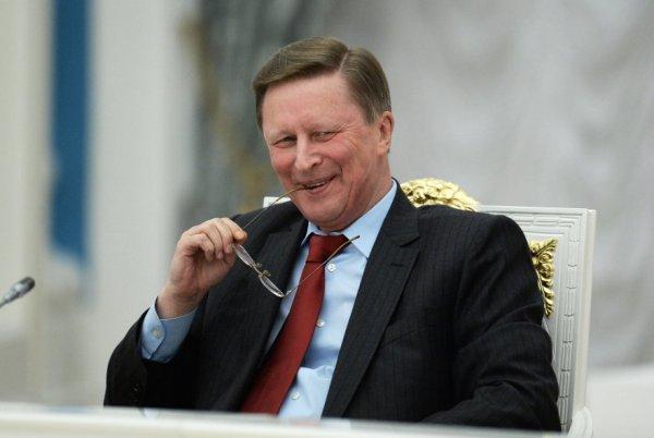Сергей Иванов: «Хотите, раскрою государственную тайну?»