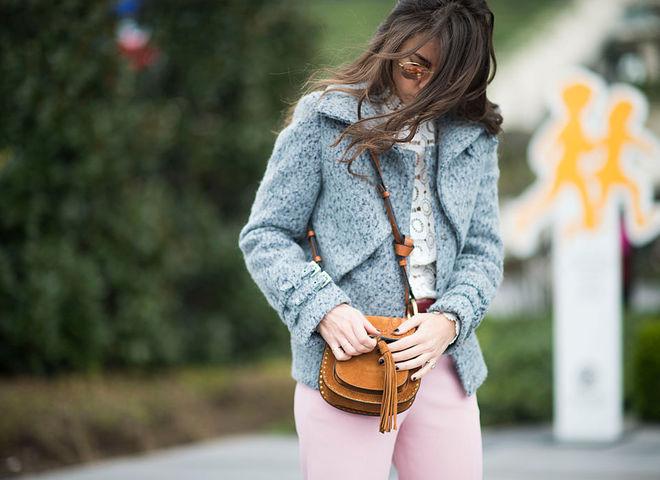 Как выглядеть стильно в холода: 13 модных осенних стритстайлов