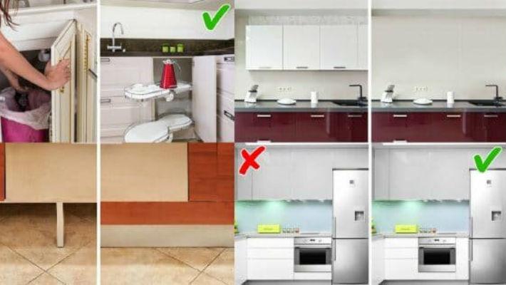 Ошибки в дизайне кухни: сдел…