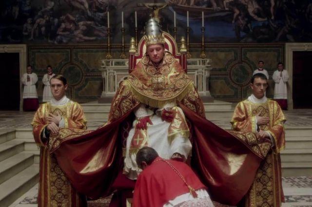 HBO выпустит продолжение сериала «Молодой папа»