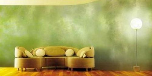 Декоративная штукатурка: 7 идей оформления стен