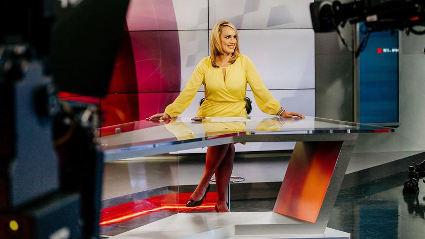 Новость о переходе бывшего обозревателя CNN Скотти Хьюз на RT попала в тренды Twitter в США