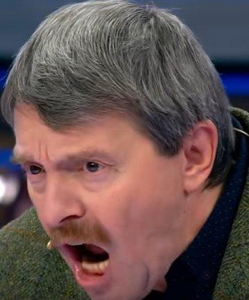 Известный либеральный русофоб Амнуэль требует карательной психиатрии против инакомыслящих. Михаил Делягин
