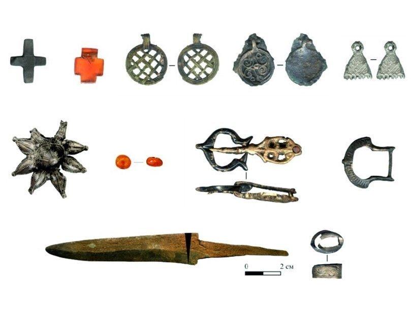 На месте будущего строительства в Новгороде археологи собрали богатый урожай
