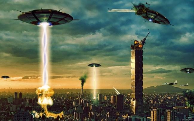 Инопланетная угроза: байки и…