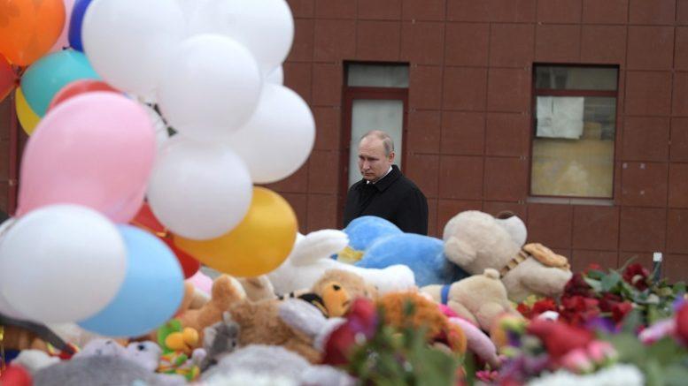 Михаил Хазин. Трагедия в Кемерово