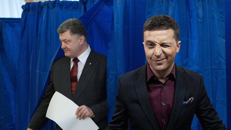 Предвыборная паника: Порошенко вызвал к себе Зеленского