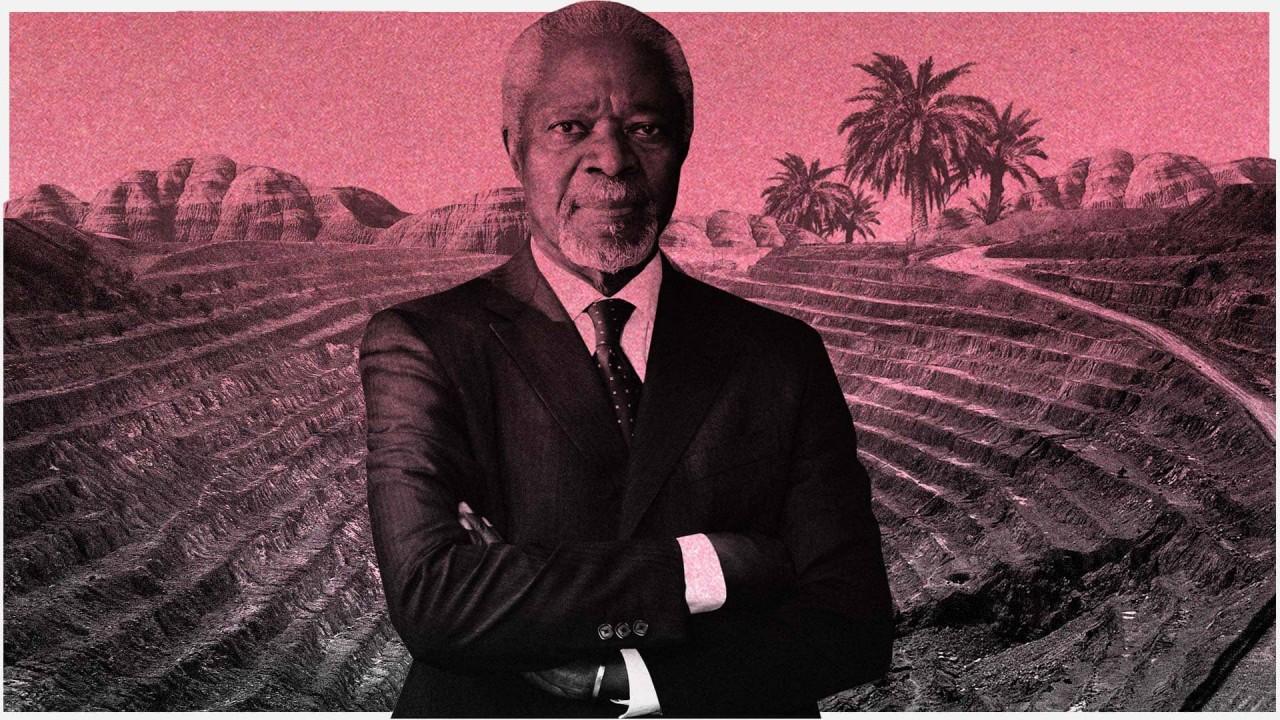 Умер бывший Генсек ООН Нобелевский лауреат Кофи Аннан
