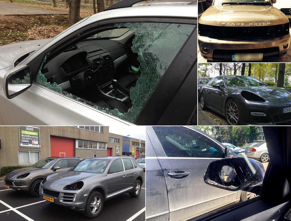 Воровство фар и рулей: как бороться с «раздеванием» автомобилей