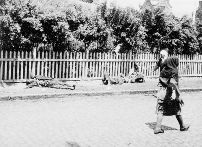 7. Безразличие к смерти история, ужас, фотографии