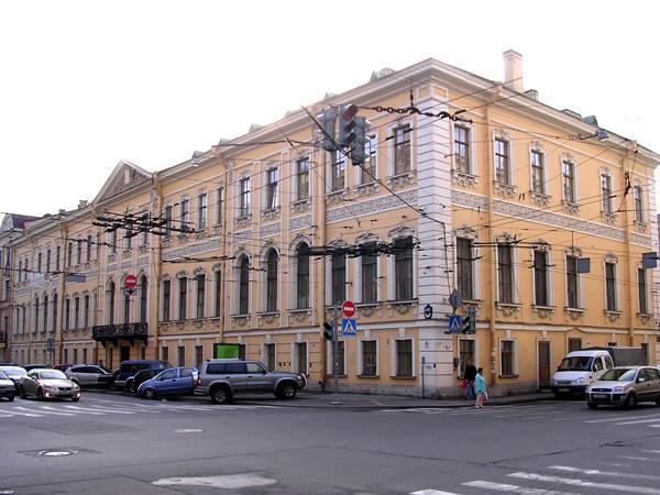 Дом Пиковой дамы. Виртуальное путешествие в музей Санкт-Петербурга