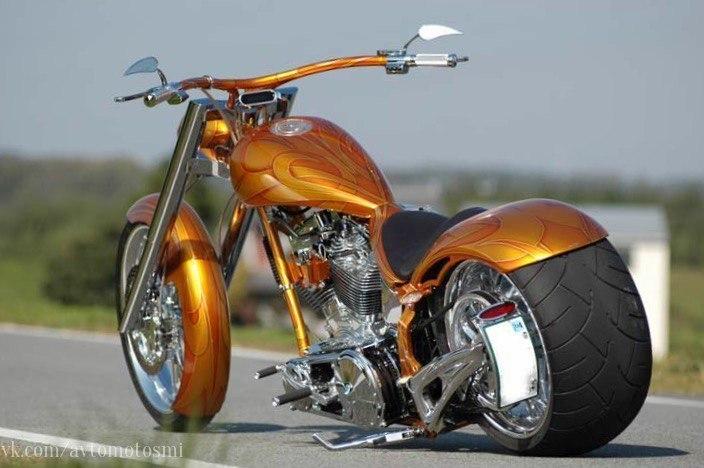 Harley Davidson 2006 FLSTF Custom