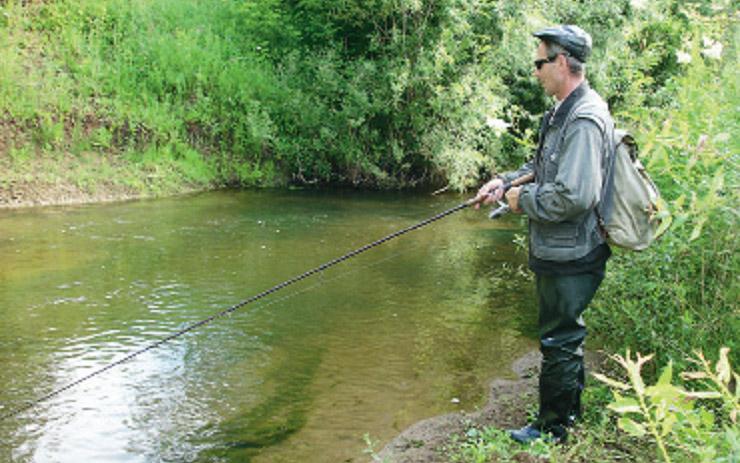 деревня аксаково рыбалка