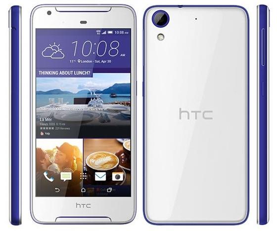 HTC Desire 628: смартфон с 13-Мп камерой, HD-экраном и 8-ядерным чипом