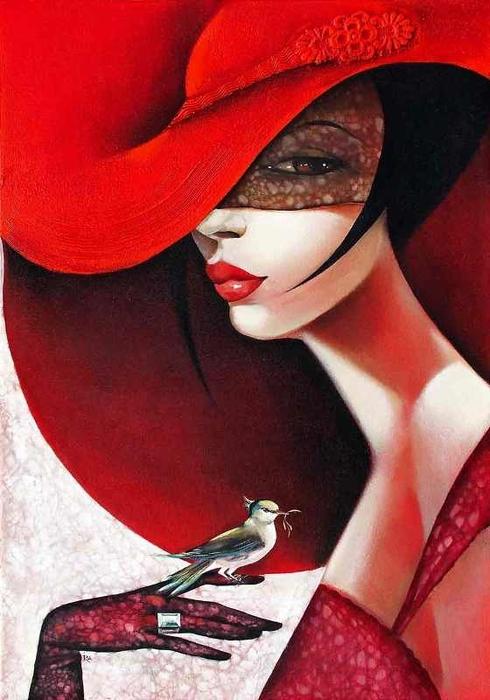 Ira Tsantekidou by Catherine La Rose (128) (490x700, 240Kb)