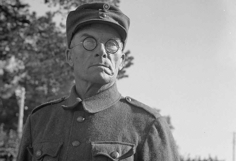 Забытая война  между немцами и финнами.  1944 год.  Лапландия