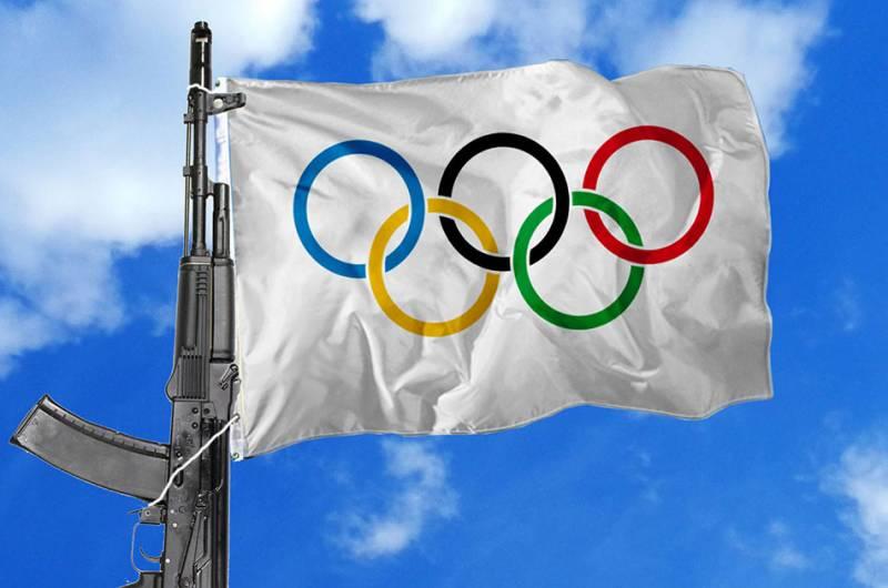 США и МОК выкопали томагавк спортивной войны, который вернётся к ним бумерангом