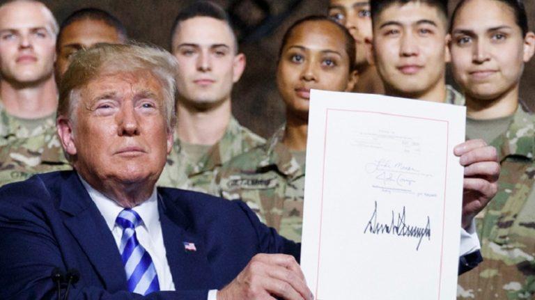Врагу не сдается гордый Пентагон