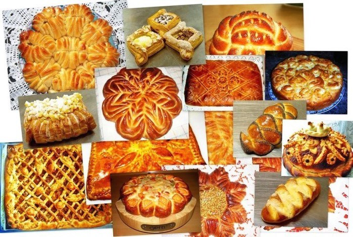 Творческий подход к оформлению выпечки