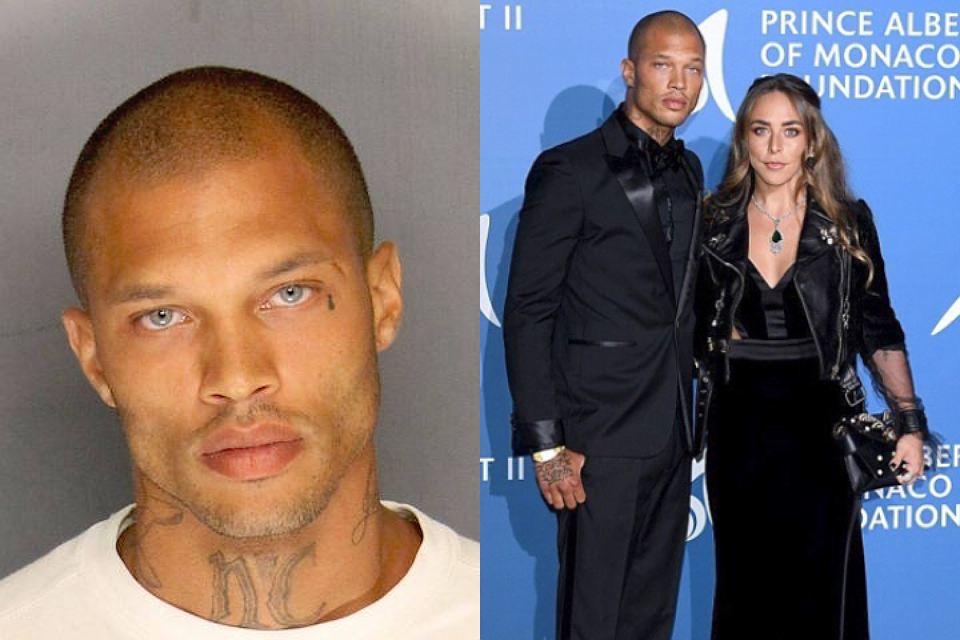 «Самый красивый преступник в мире» бросил жену с тремя детьми и обручился с дочкой миллиардера