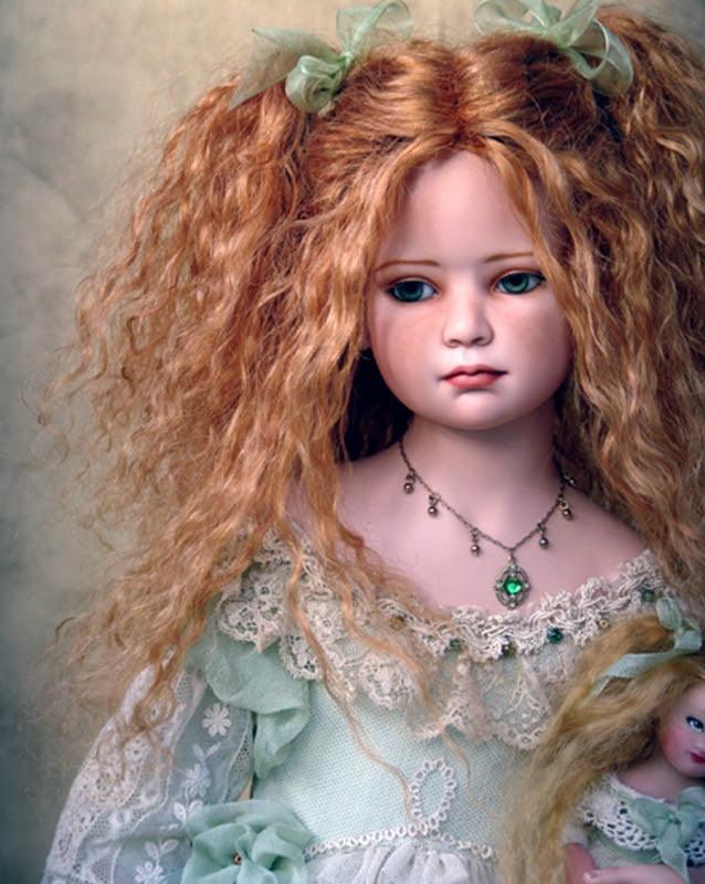 Произведения искусства – куклы мастеров Tom Francirek & Andre Oliveira куклы, своими руками, сделай сам