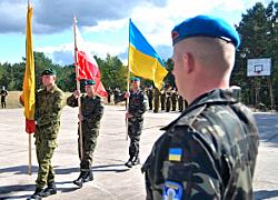 Литовцы и Поляки уже официально примут участие в войне на Украине