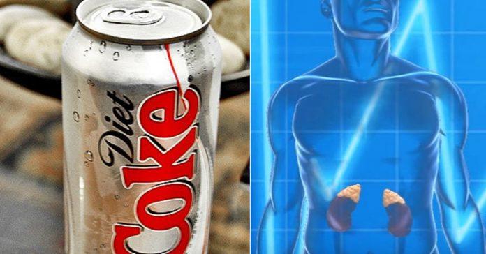 Что происходит с вашим телом, когда вы пьете диетическую содовую