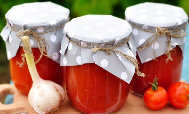 Что приготовить из помидоров…