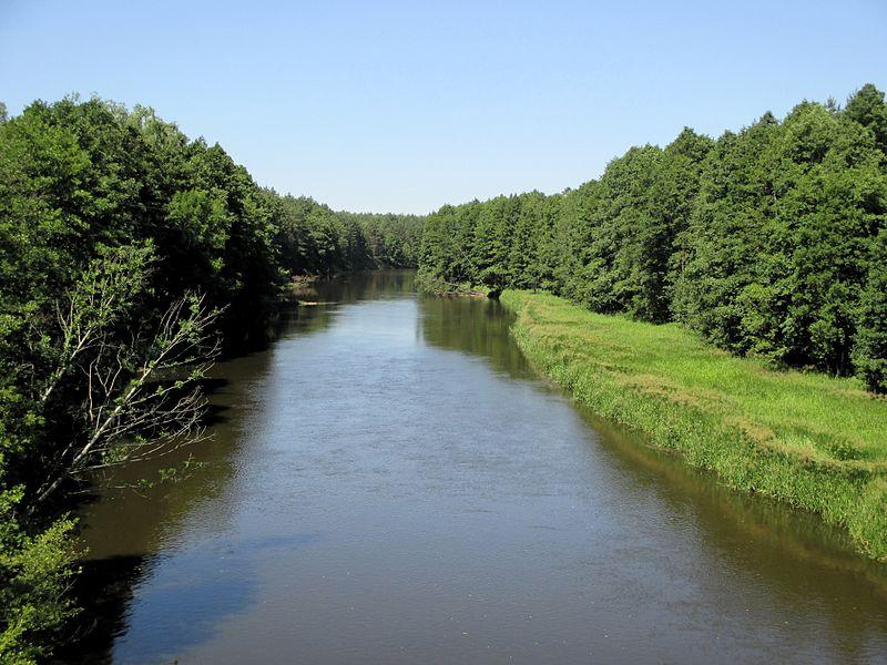 Река Щара: фото, описание