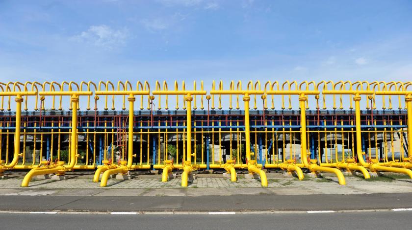 Украина соскучилась по российскому газу