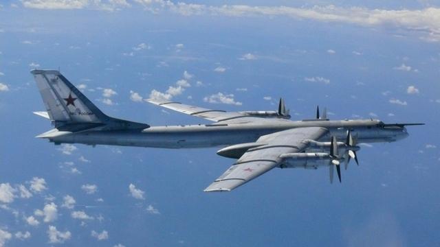 Daily Mail: Российские «Медведи» проверили реакцию британских ВВС