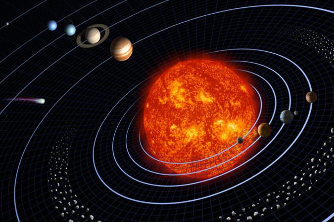 Американские ученые обнаружили хвост солнечной системы
