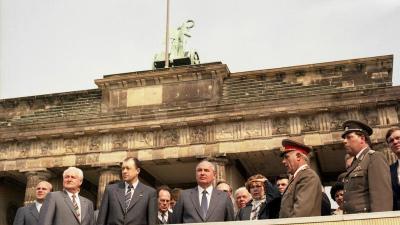 Горбачеву предложили запрети…