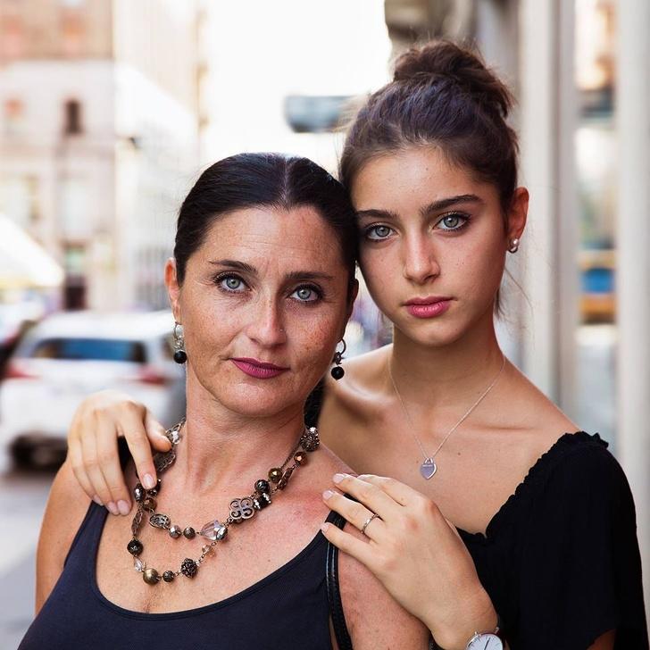Трогательная красота мам со всего мира