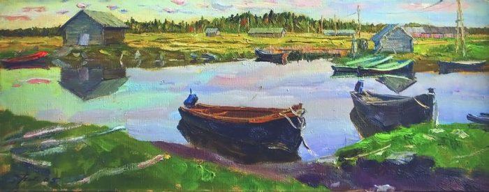 художник Григорий Чайников картины - 03