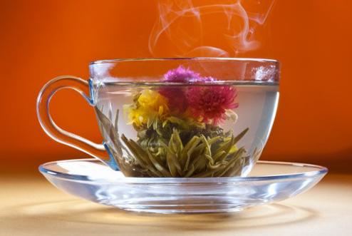 чай-цветок