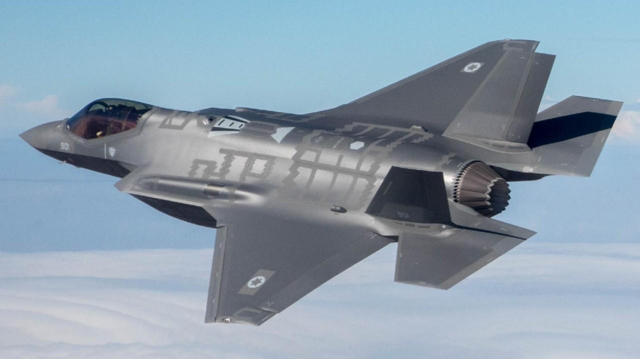 У израильских F-35 наблюдают…